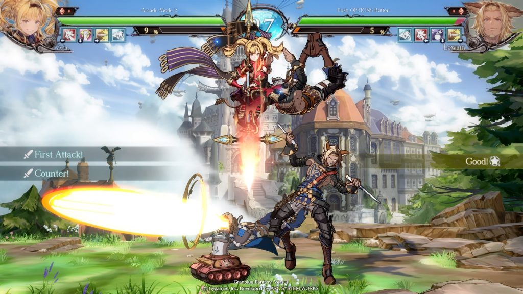Granblue Fantasy: Versus review pic001