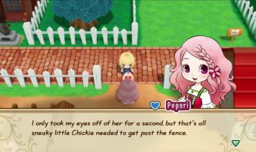 Story of Seasons: Friends of Mineral Town pic002