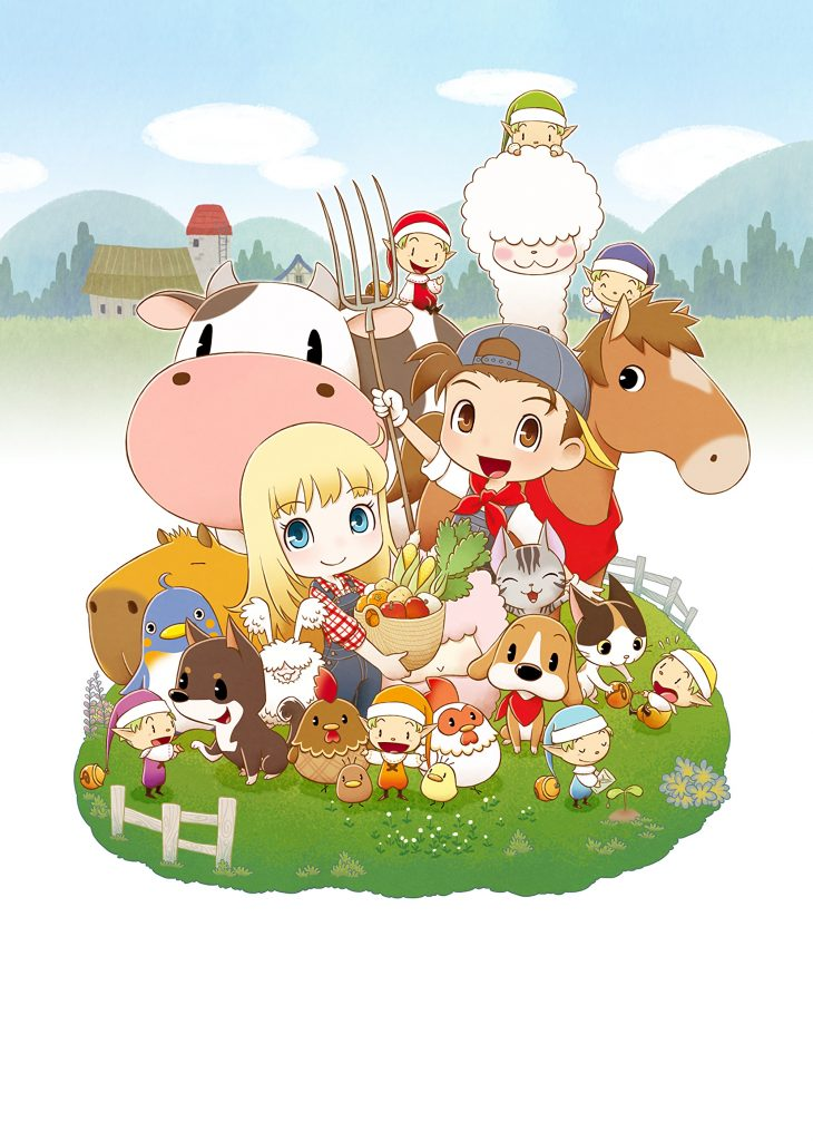 Story of Seasons: Friends of Mineral Town pic000
