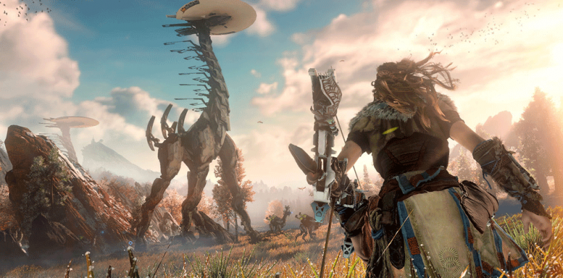 El port para PC de Horizon Zero Dawn funcionará con monitores ultrawide