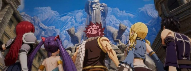 Fairy Tail gameplay pic000