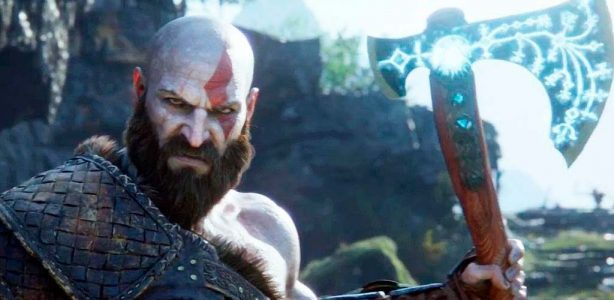El hacha Leviatán de God of War es recreada por Adam Savage de MythBusters