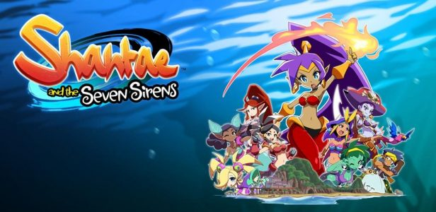 shantae and the seven sirens launch pic000