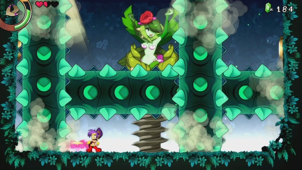 shantae and the seven sirens launch pic001