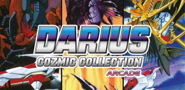 Darius Cozmic Collection Arcade pic000