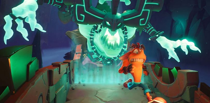 Crash Bandicoot 4: Se confirma que no tendrá microtransacciones