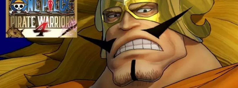 Vinsmoke Judge se suma a One Piece Pirate Warriors 4
