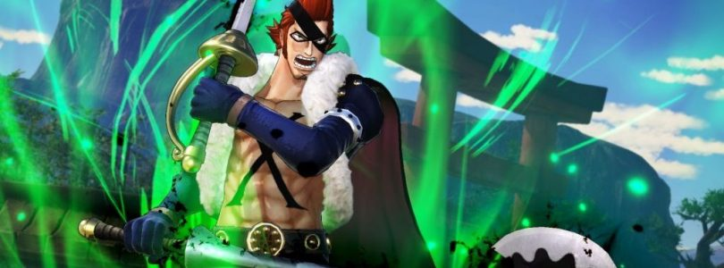 one piece: pirate warriors 4 x drake