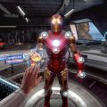 marvel's iron man vr Suit_Station