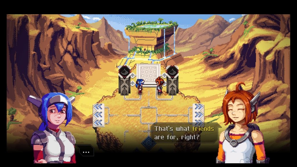 CrossCode review pic002