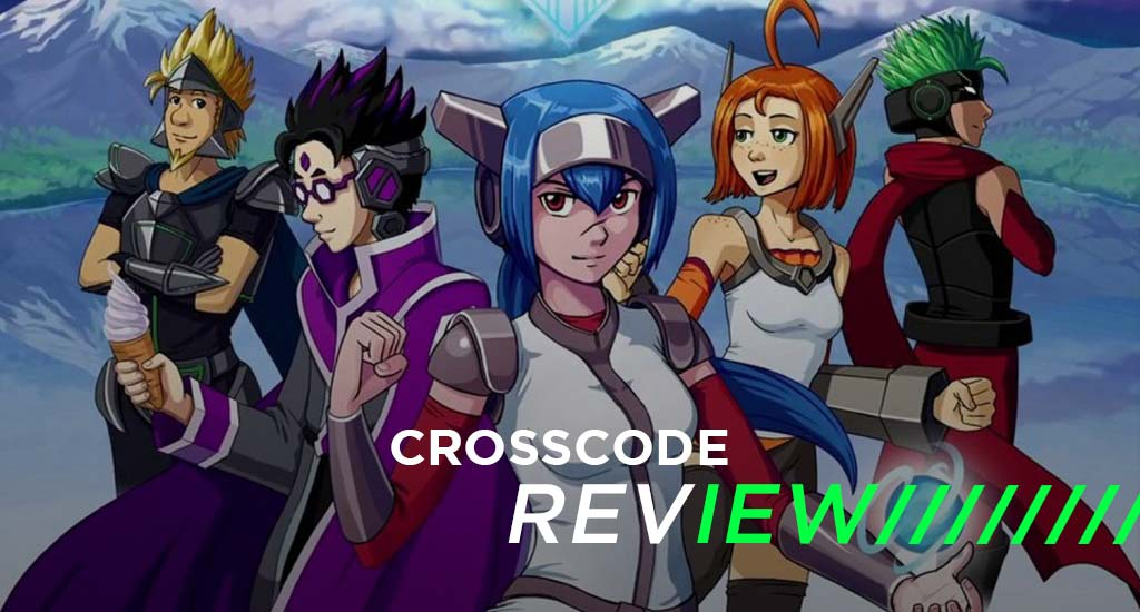 crosscode review pic