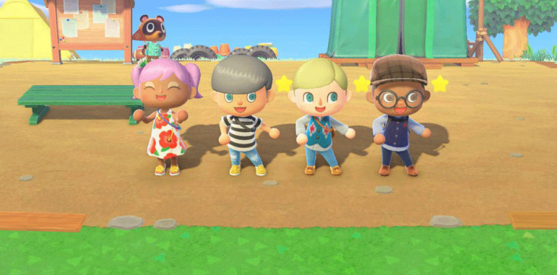 Animal Crossing: New Horizons – Jugador recrea la intro de los Simpsons