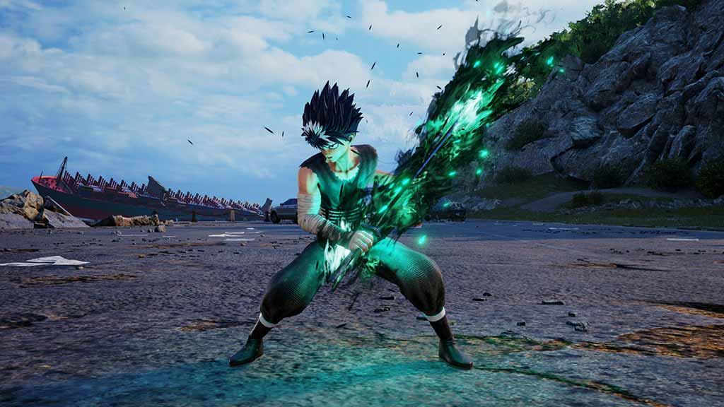 Hiei Jump Force pic001