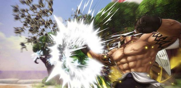 Urouge one piece: pirate warriors 4