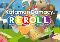 Katamari Damacy Reroll llega a PlayStation 4 y Xbox One