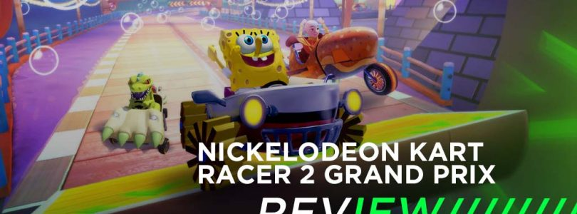 Nickelodeon Kart Racers 2: Grand Prix Review