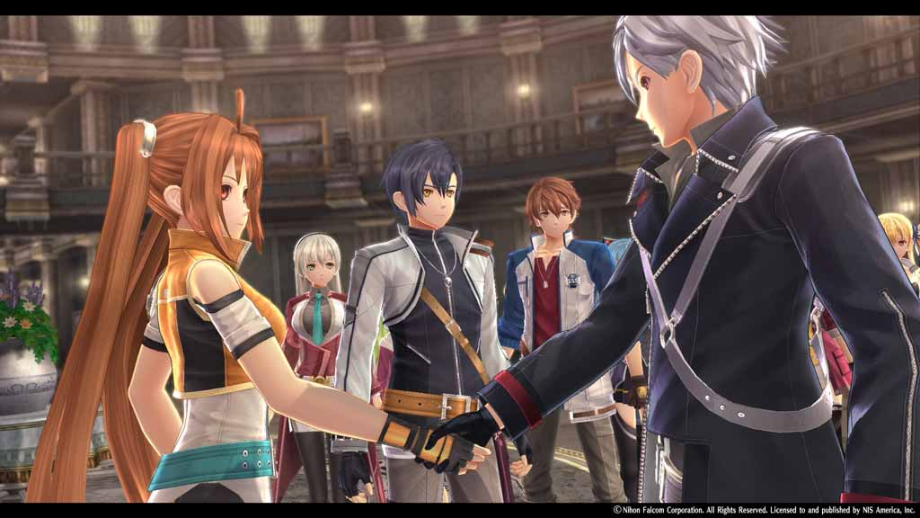 The Legend of Heroes: Trails of Cold Steel IV pic004