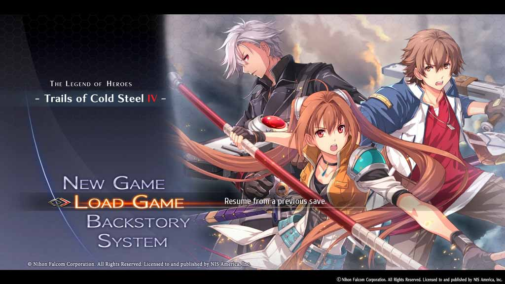 The Legend of Heroes: Trails of Cold Steel IV pic005