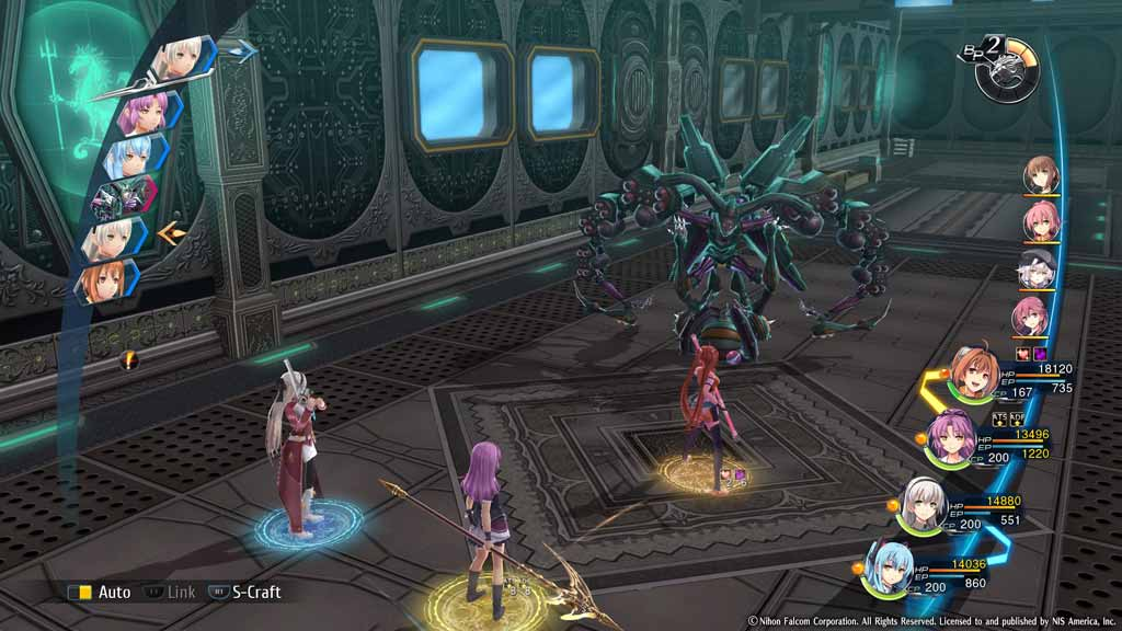 The Legend of Heroes: Trails of Cold Steel IV pic006