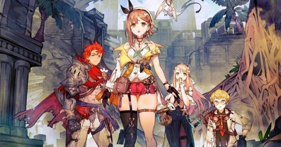 atelier ryza 2 lost-legends-the-secret-fairy