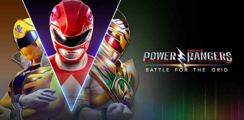 POWER RANGERS: Battle for the Grid Collector's Edition Ahora disponible