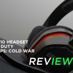 Astro A10 Headset Call of Duty Black Ops: Cold War Review