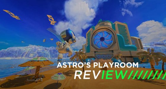 Astro's Playroom Review