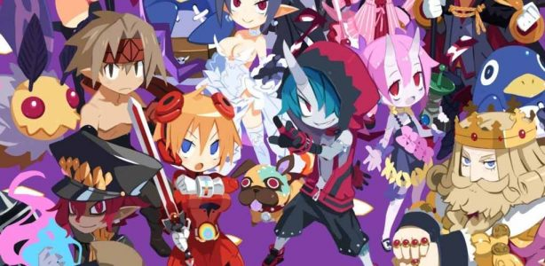 disgaea 6 unrelenting edition pic001