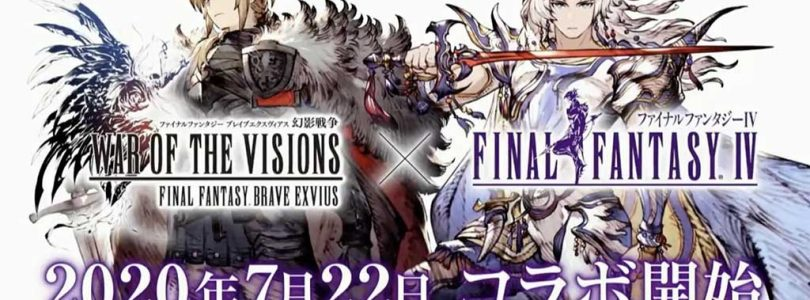 war of the visions final fantasy brave exvius ff4
