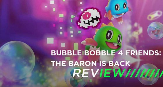 bubble bobble 4 friends: the baron is back review