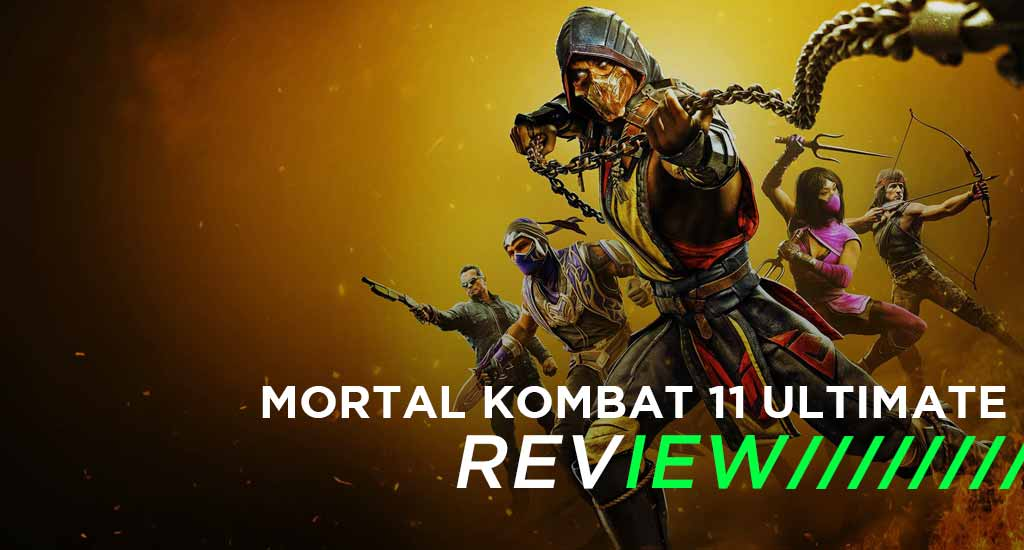 mortal kombat 11 ultimate review