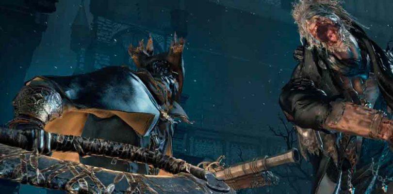 Un fan está haciendo una versión de Bloodborne para PS1