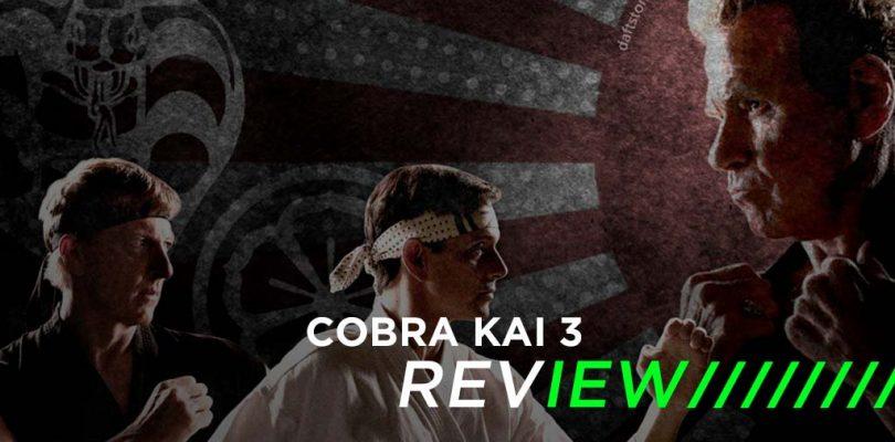 Cobra Kai (Temporada 3) – Review
