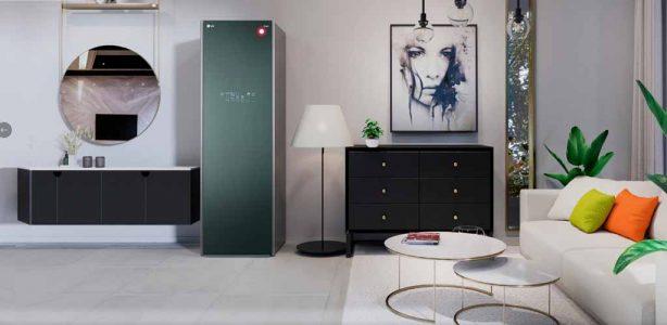 LG presenta electrodomésticos de diseño en el CES 2021