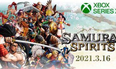 Samurai Shodown tendrá un upgrade en Xbox Series X en marzo
