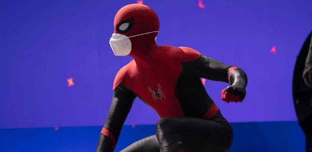 Una foto del set de Spider-Man 3 revela un huevo de pascua del videojuego