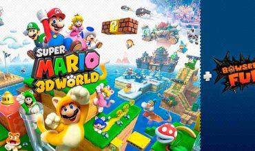 Nintendo presentará hoy un tráiler de Super Mario 3D World en Switch