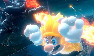 Nintendo revela que ha hecho más rápidos a los personajes de Mario 3D World en el port de Switch