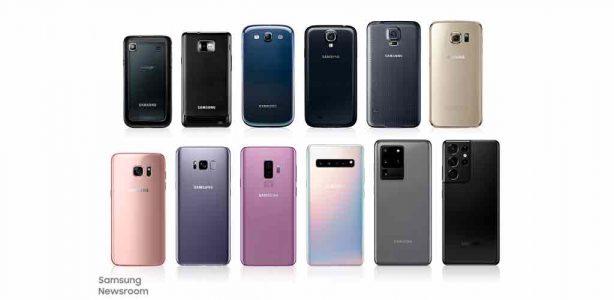 Una breve historia sobre las tecnologías de las cámaras de la serie Galaxy S