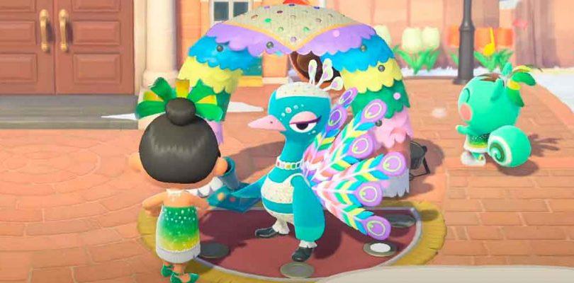Animal Crossing: New Horizons – El Festivale trae de regreso a Pavé