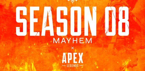 La temporada 8 de Apex Legends: Mayhem presenta nuevo trailer