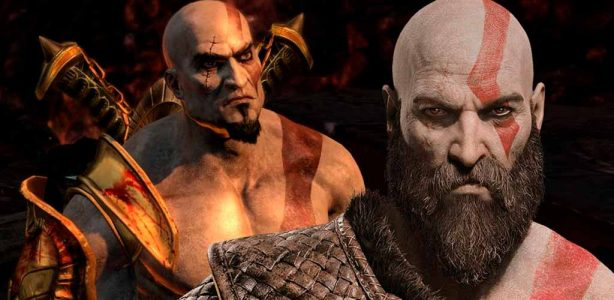 God of War: Mod le da a Kratos de vuelta su clásico look