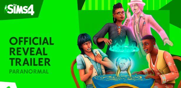 Los Sims 4 se vuelven espeluznantes con el nuevo pack de accesorios: Paranormal