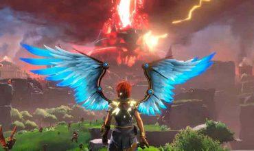 Ubisoft está complacido con las ventas de Immortals Fenyx Rising