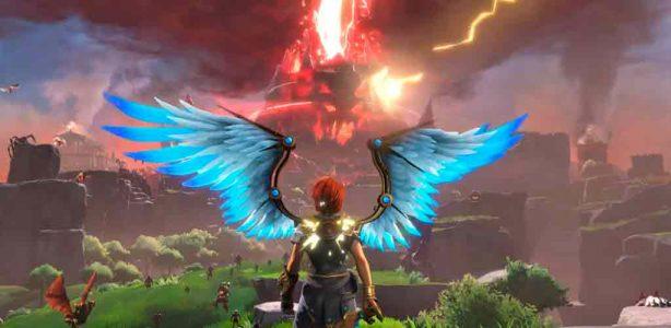 Immortals Fenyx Rising: Nueva actualización prepara el juego para DLC