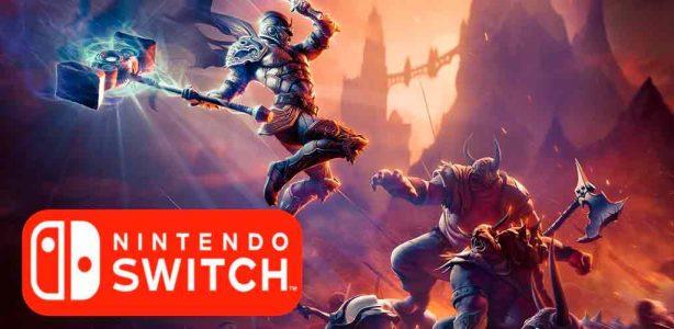 El remaster de Kingdoms of Amalur llegará a Nintendo Switch en marzo