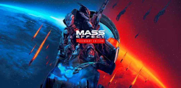 Los remasters de Mass Effect han sido listados para un lanzamiento en marzo