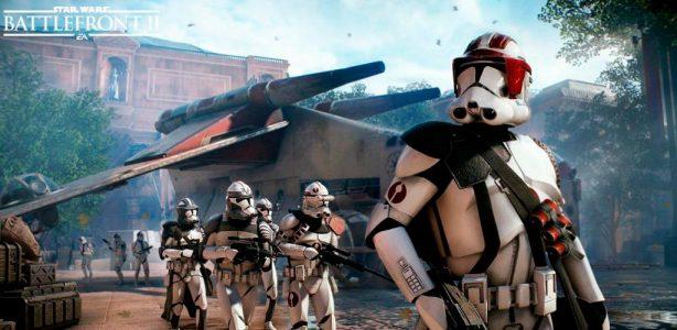Star Wars: Battlefront 2 estará totalmente gratis en Epic Games Store