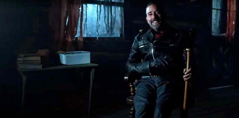 The Walking Dead: Trailer muestra que Negan sigue siendo una amenaza