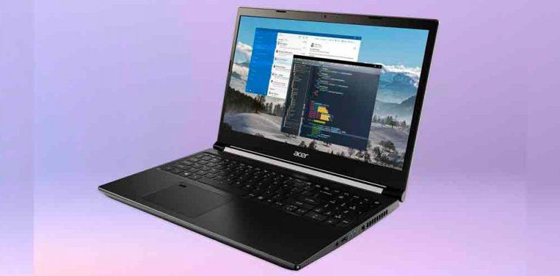 Acer presenta las notebooks Nitro y Aspire con AMD Ryzen serie 5000